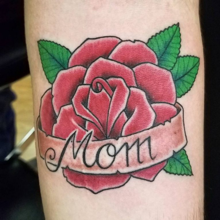 Mom Tattoo 63