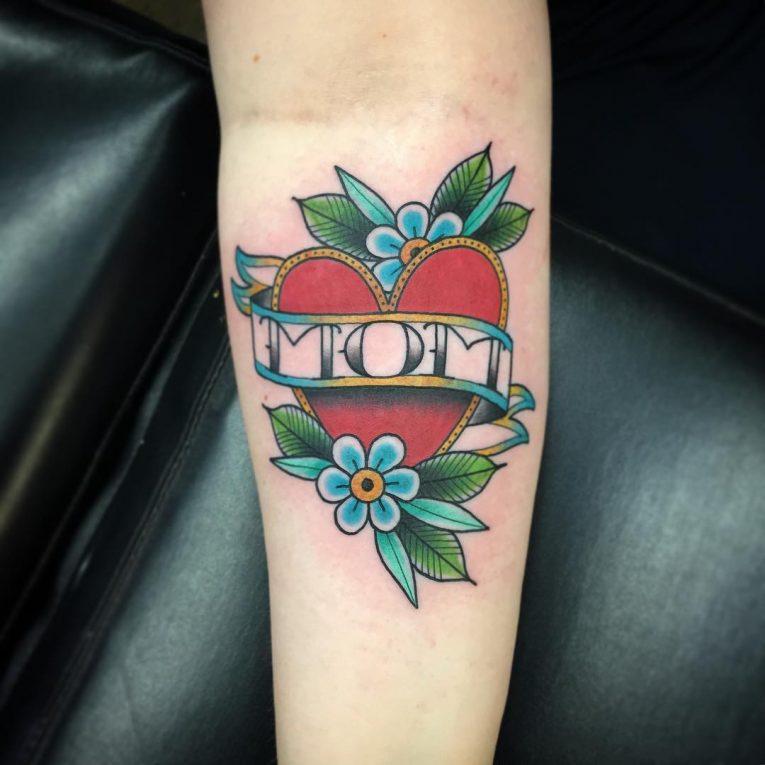 Mom Tattoo 67