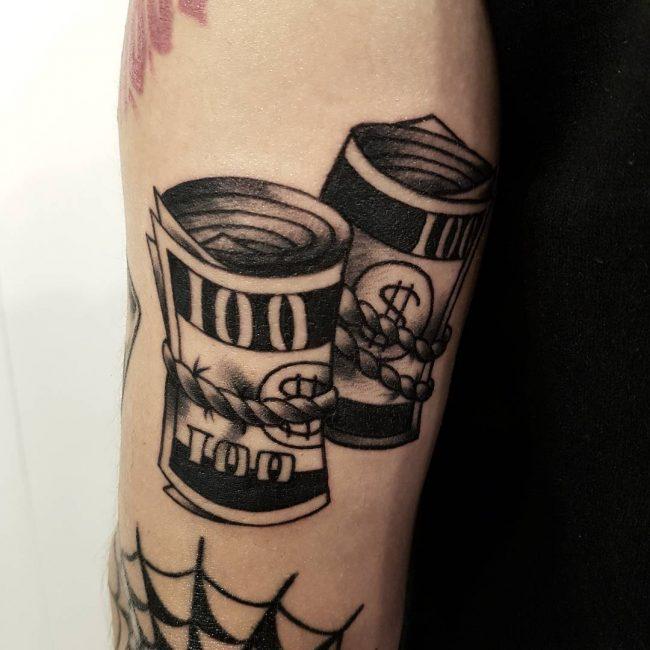 Money Tattoo 60