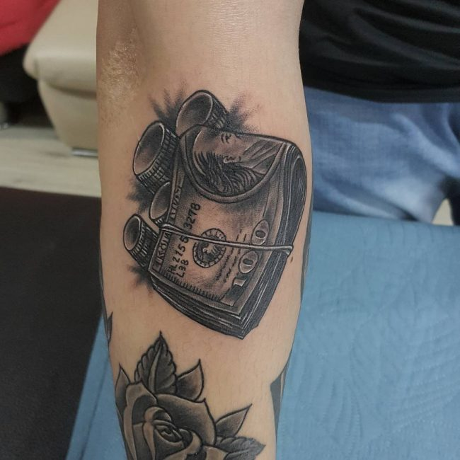 Money Tattoo 61