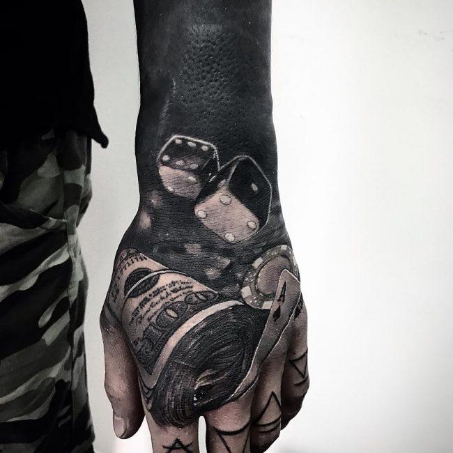 Money Tattoo 65
