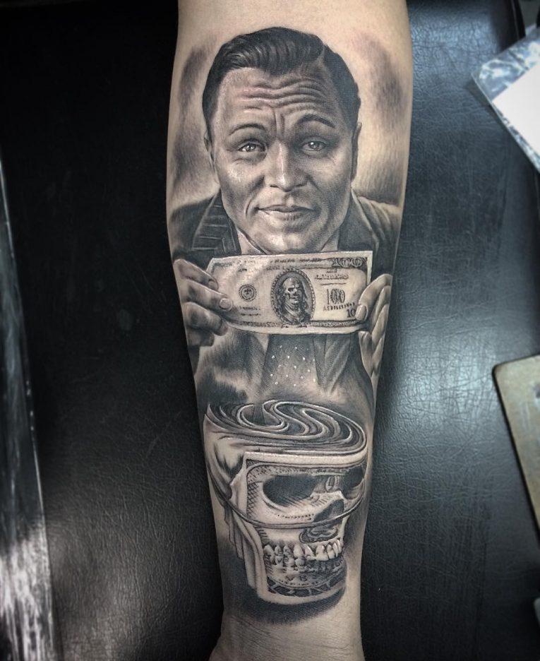 Money Tattoo 67