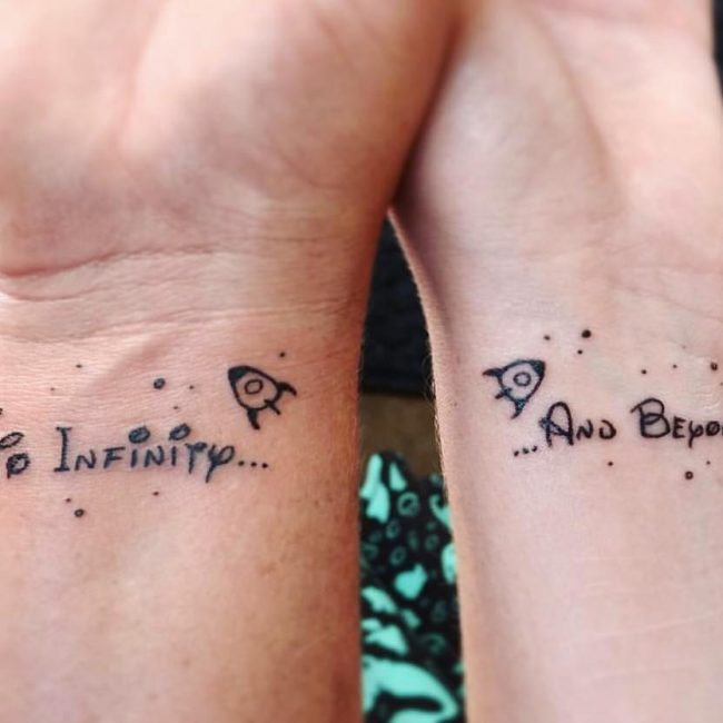 Mother Daughter Tattoo 78