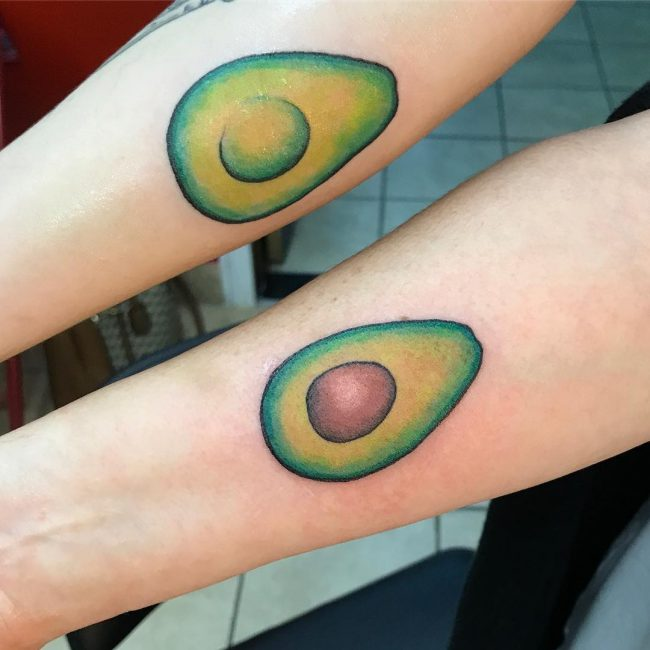 Mother Daughter Tattoo 79