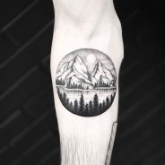 Mountain Tattoo 61