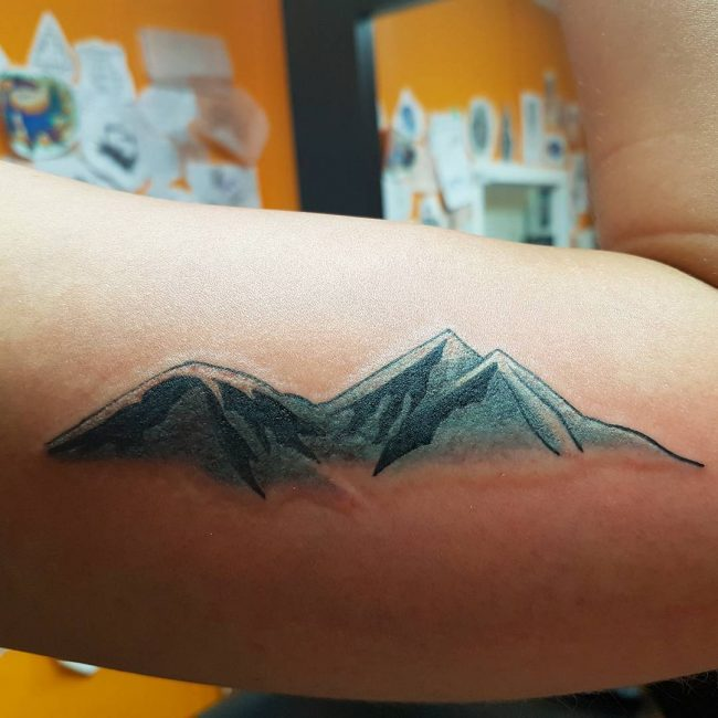 Mountain Tattoo 68