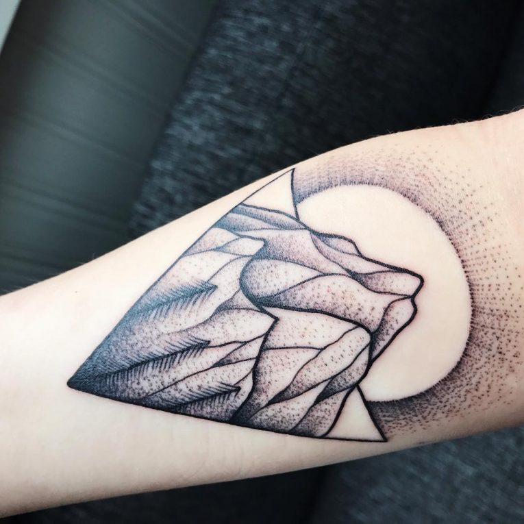 Mountain Tattoo 76