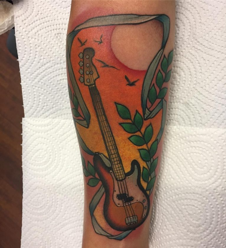 Music Tattoo 76