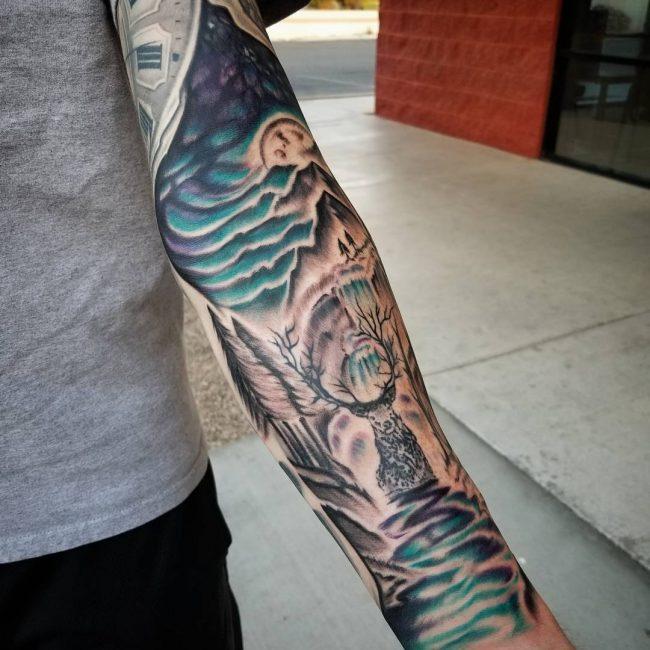 Nature Tattoo 115