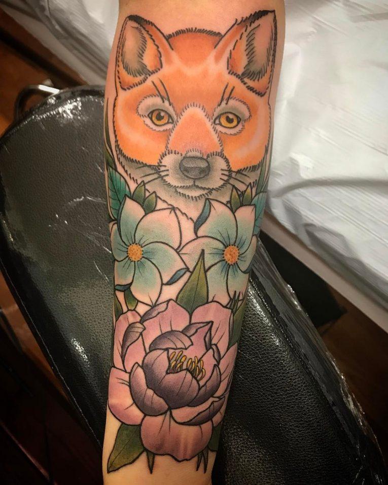 Nature Tattoo 120