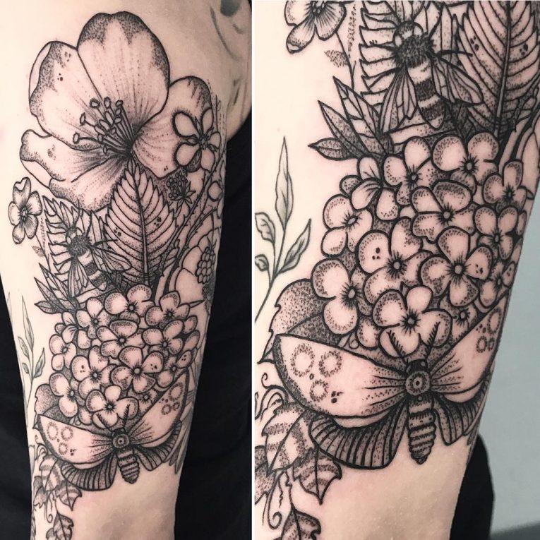 Nature Tattoo 121