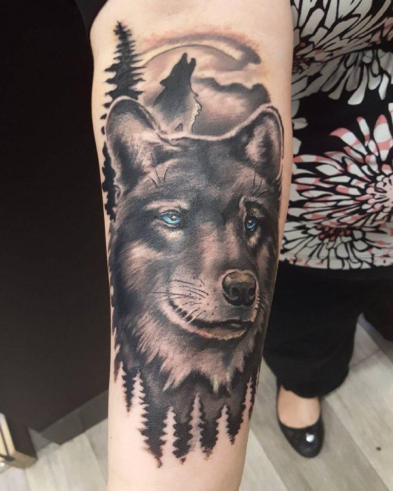 Nature Tattoo 123