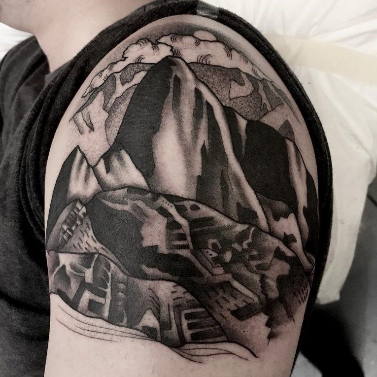 Nature Tattoo 126