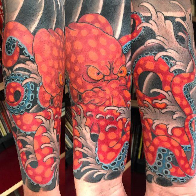Octopus Tattoo 101