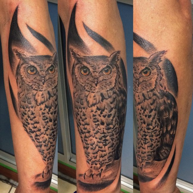 Owl Tattoo 80