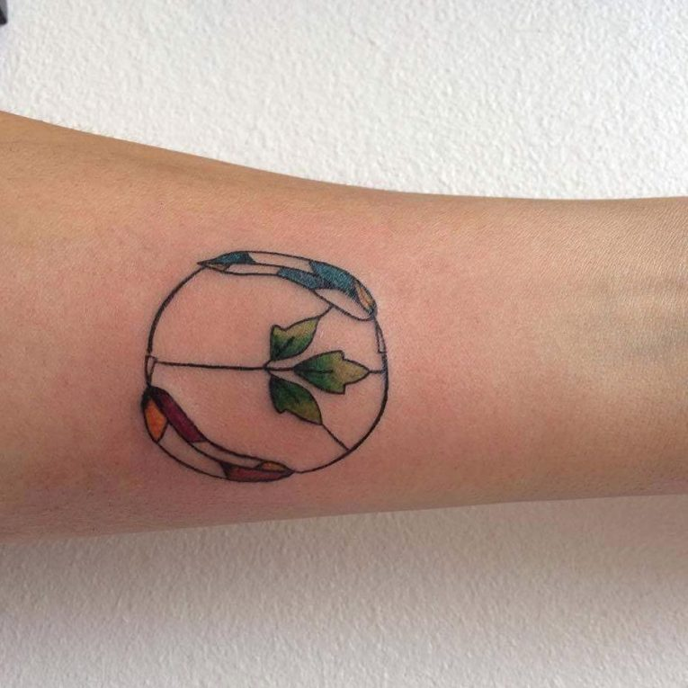 Peace Sign Tattoo 53