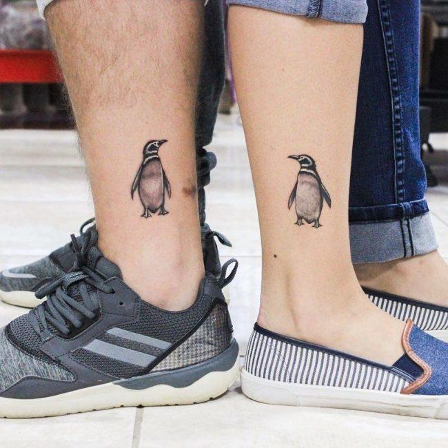 Penguin Tattoo 65
