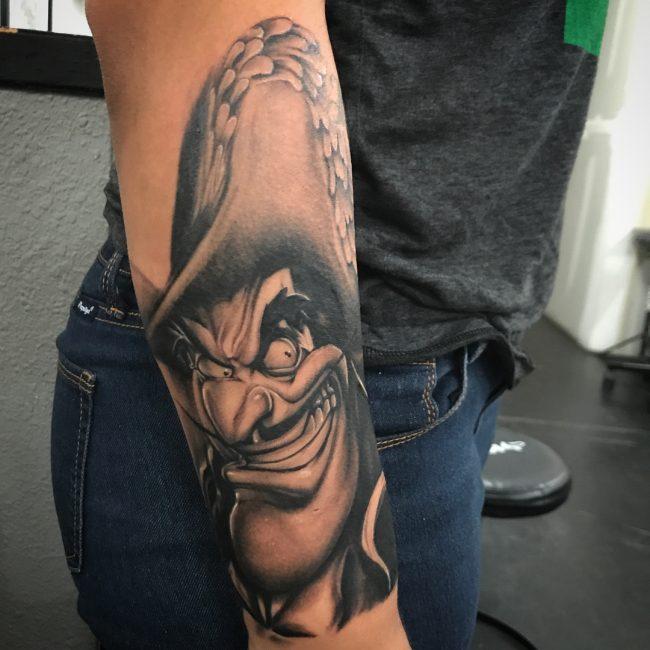 Peter Pan Tattoo 52