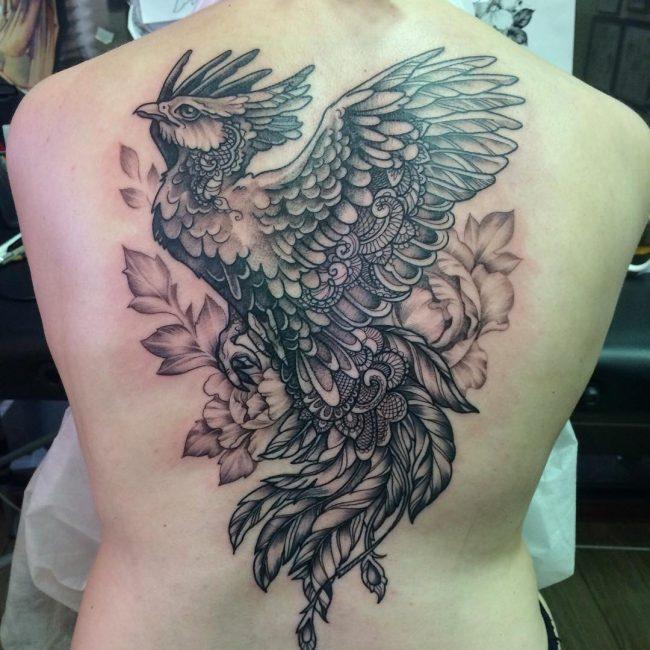 Phoenix Tattoo 63