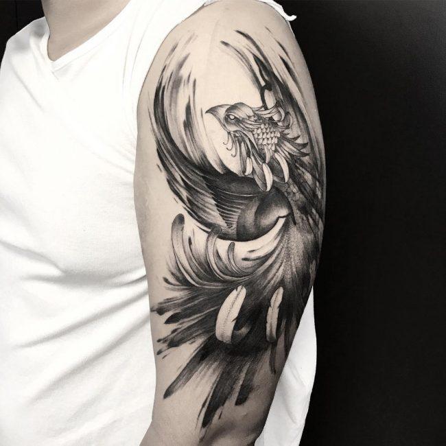 Phoenix Tattoo 64