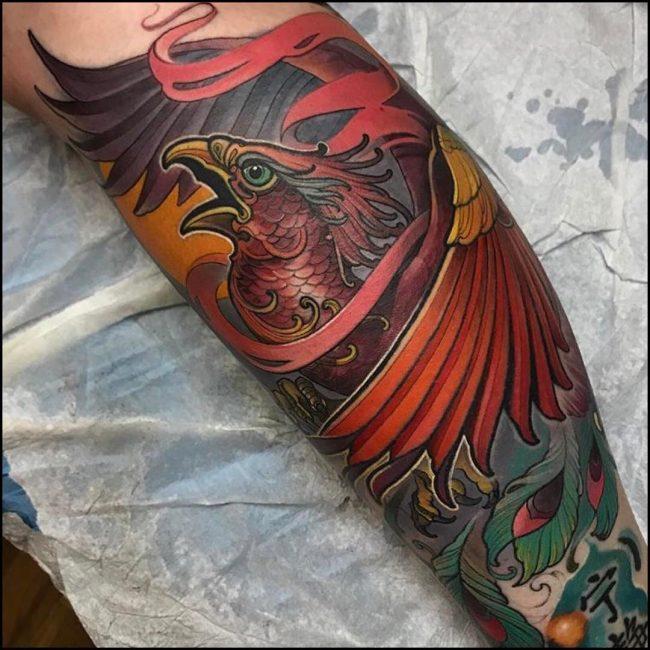 Phoenix Tattoo 66