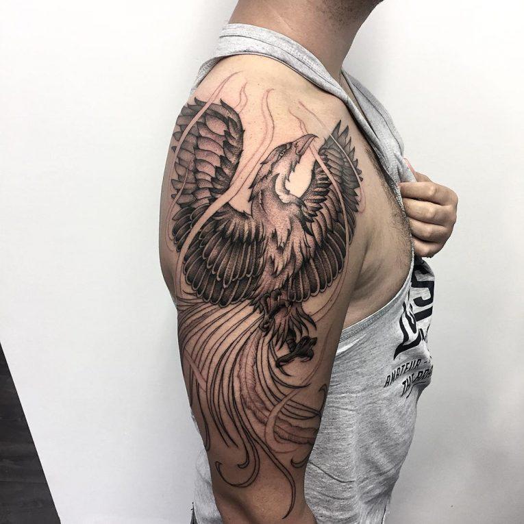 Phoenix Tattoo 74