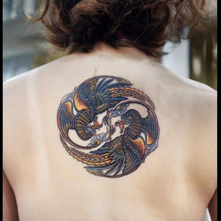 Phoenix Tattoo 76