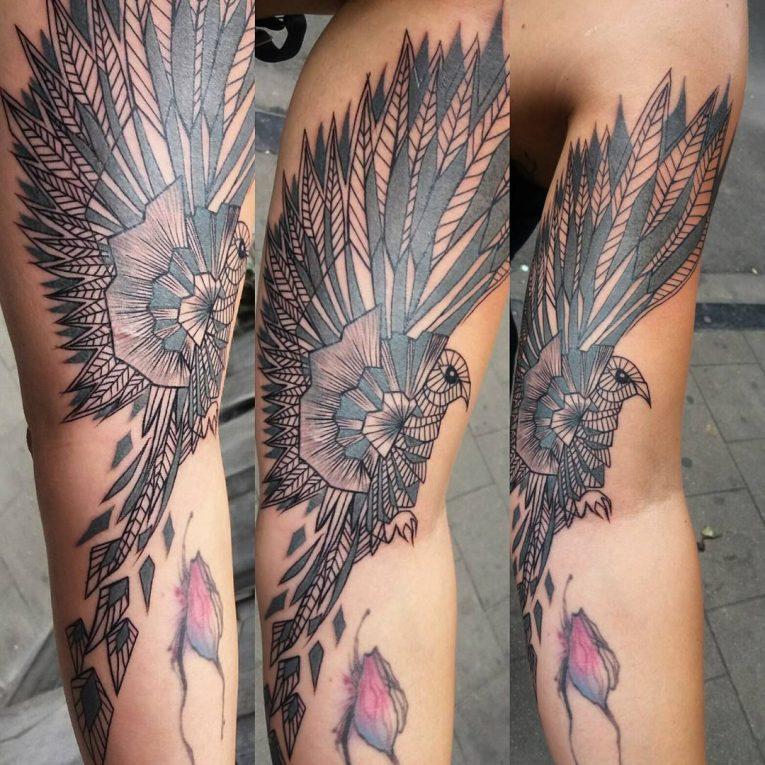 Phoenix Tattoo 78