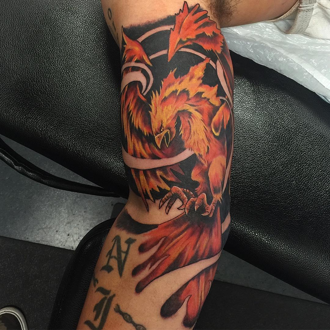 80+ Best Phoenix Tattoo Designs & Meanings