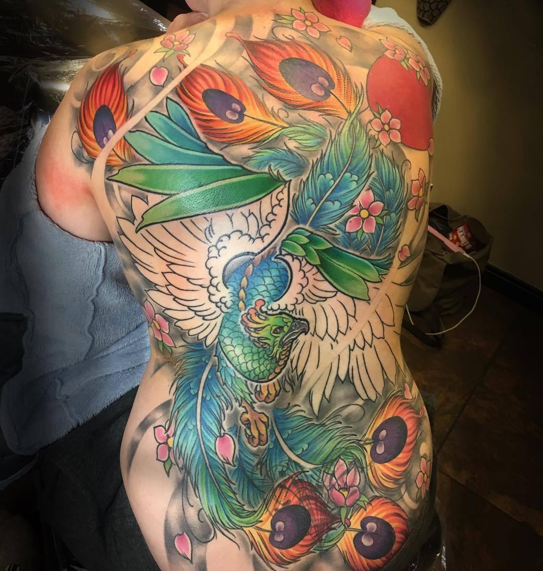 Tattoos Phönix
