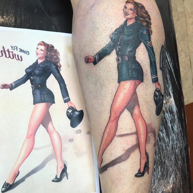 PinUp Tattoo 71