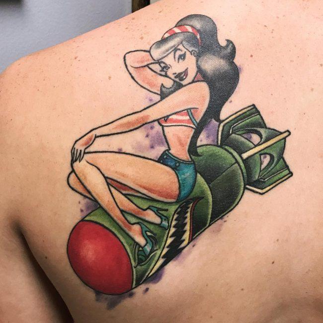 PinUp Tattoo 76