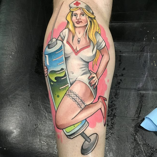 PinUp Tattoo 78