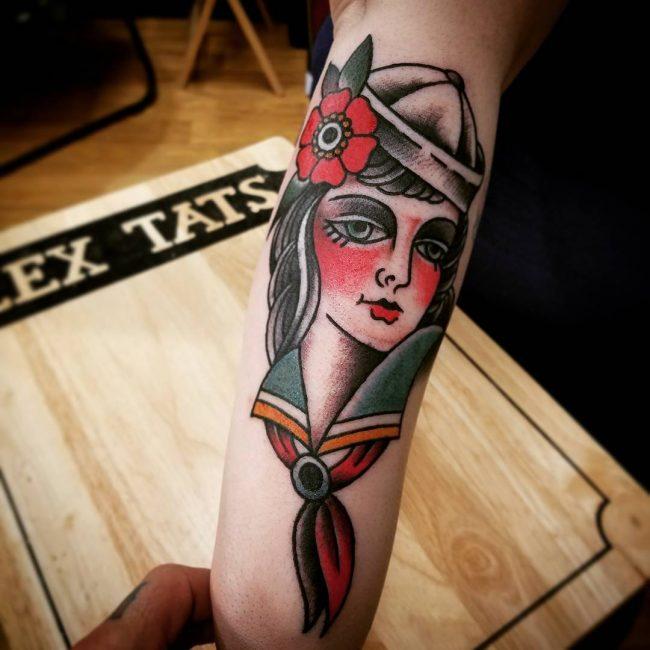 PinUp Tattoo 79