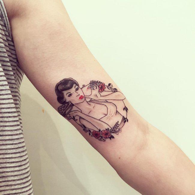 PinUp Tattoo 80