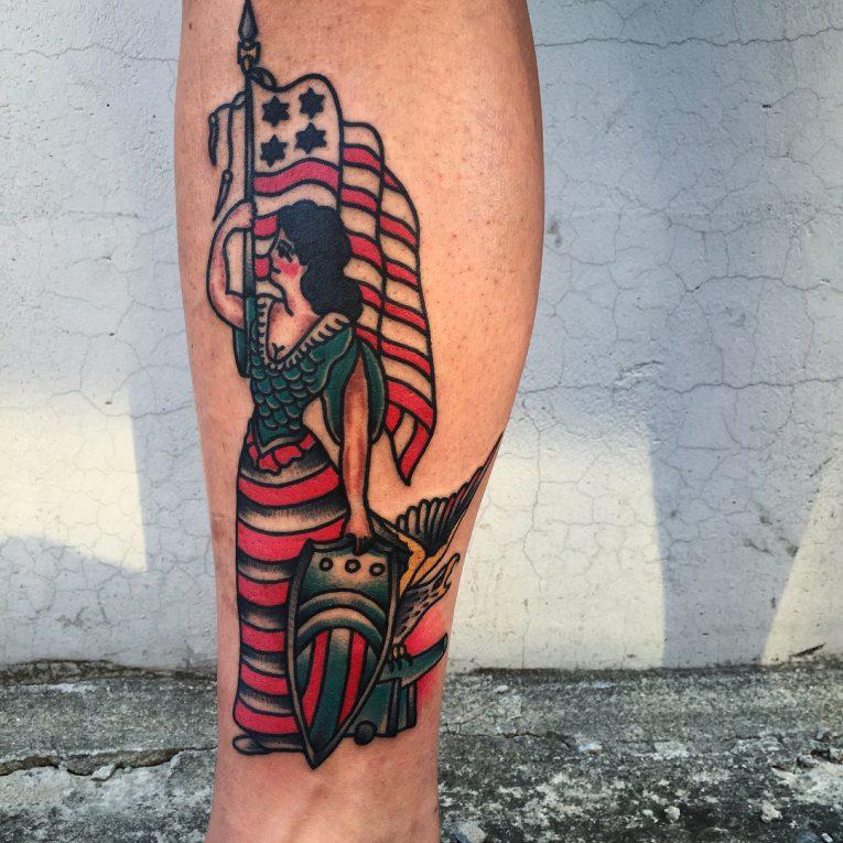 PinUp Tattoo 85