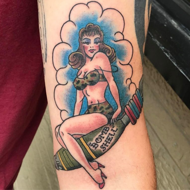 PinUp Tattoo 86