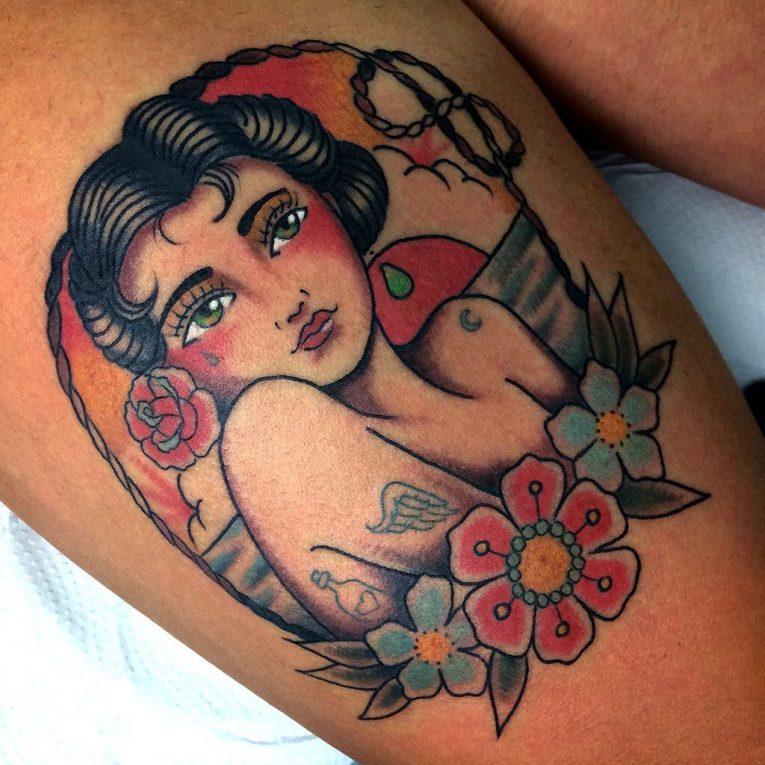 PinUp Tattoo 88