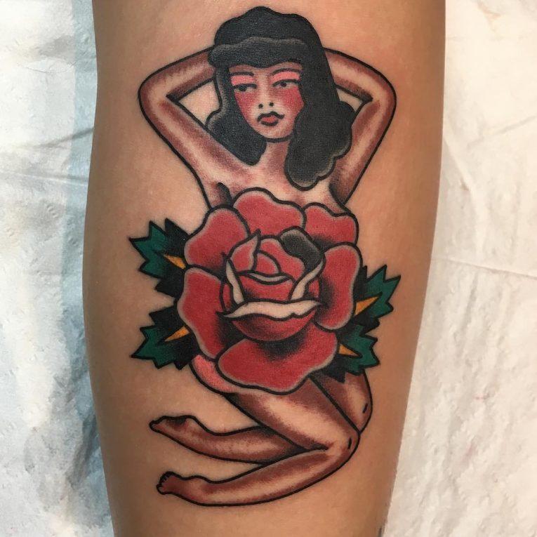 PinUp Tattoo 92