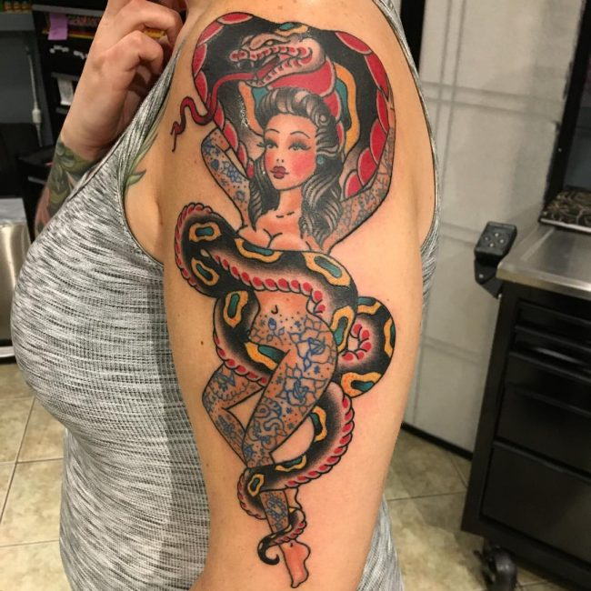 PinUp Tattoo_