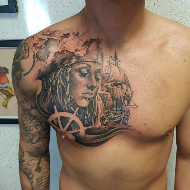Pirate Tattoo 57