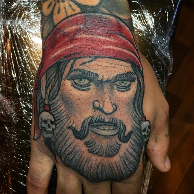 Pirate Tattoo 58