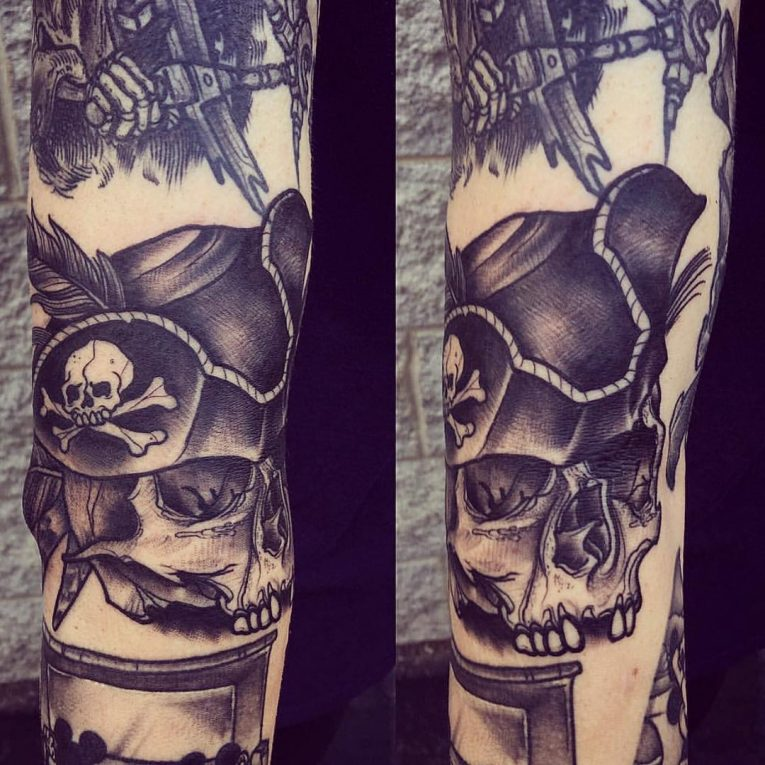 Pirate Tattoo 68