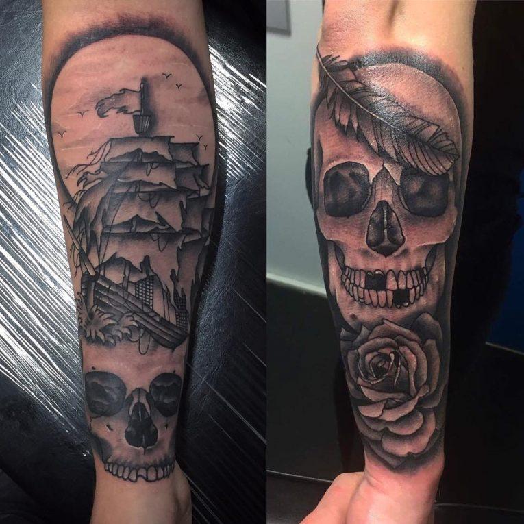 Pirate Tattoo 69