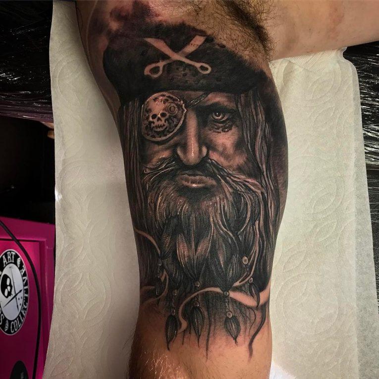 Pirate Tattoo 72