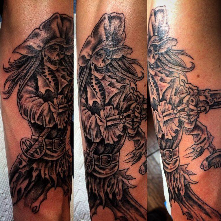 Pirate Tattoo 74