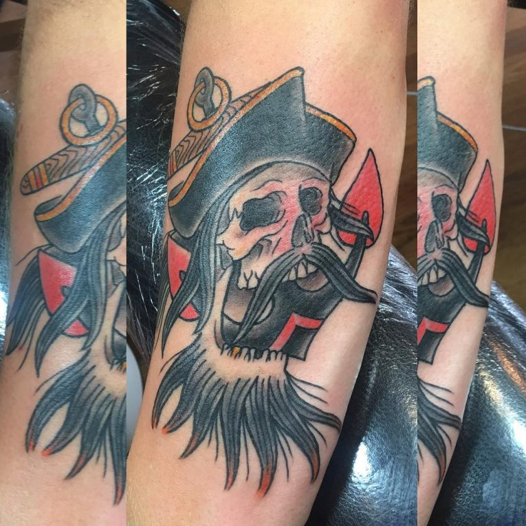 Pirate Tattoo 77