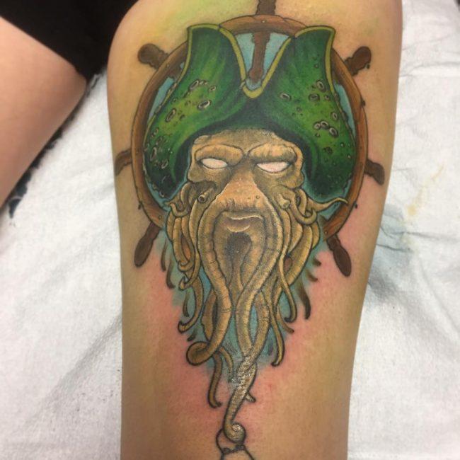 Pirate Tattoo_