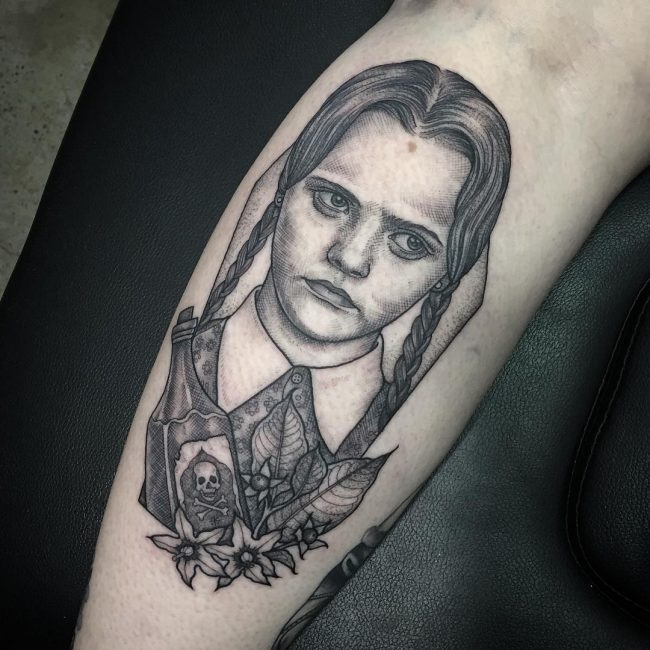 Portrait Tattoo 52
