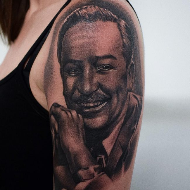 Portrait Tattoo 53